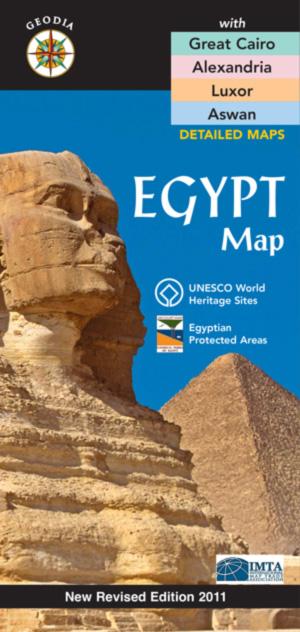 Geodia guide e libri sul mondo egypt map egypt map gumiabroncs Images
