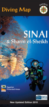Sinai & Sharm El Sheikh Diving Map