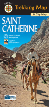 Saint Catherine Trekking & City Map