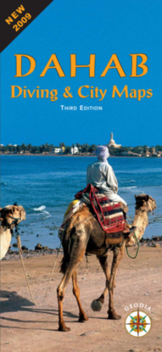 Dahab Diving & City map
