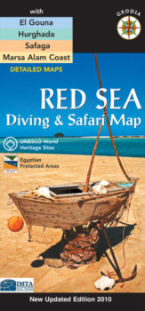 Red Sea Diving & Safari Map